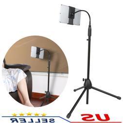 360° Adjustable Tripod Stand Holder Bracket For iPad Tablet