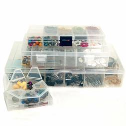 Craft Storage Organizer Bundle – 5 PCS Craft Bead School S
