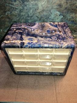 Custom Drawer Storage Cabinet Small Parts Organizer Bin Craf