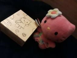 Hello Kitty set,  Wooden Jewelry Organizer Storage Box and t