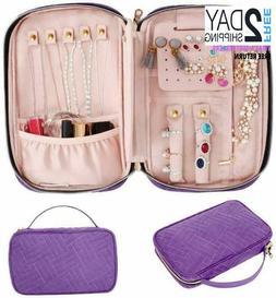 i-Found Jewelry Organizer Bag-Travel Jewelry Organizer Roll