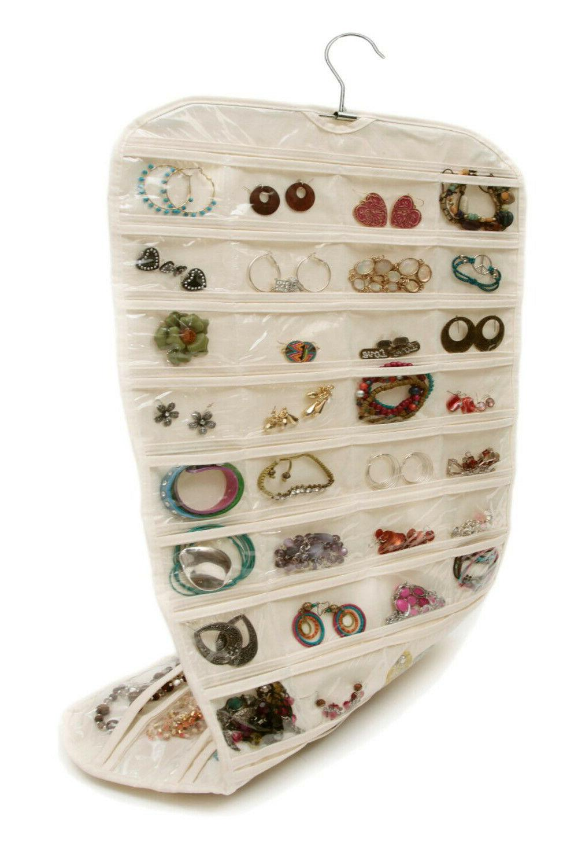 80 Pocket Organizer Display Pouch Roll