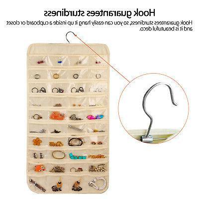 80 Jewelry Organizer for Earring Jewelries