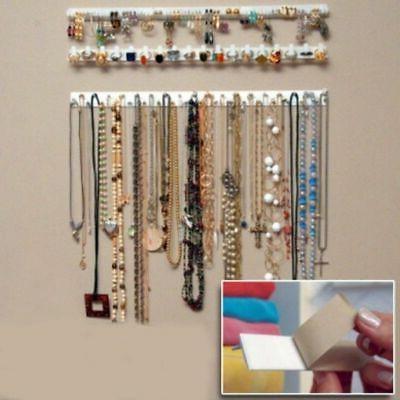 jewelry display rack hanger organizer wall hook