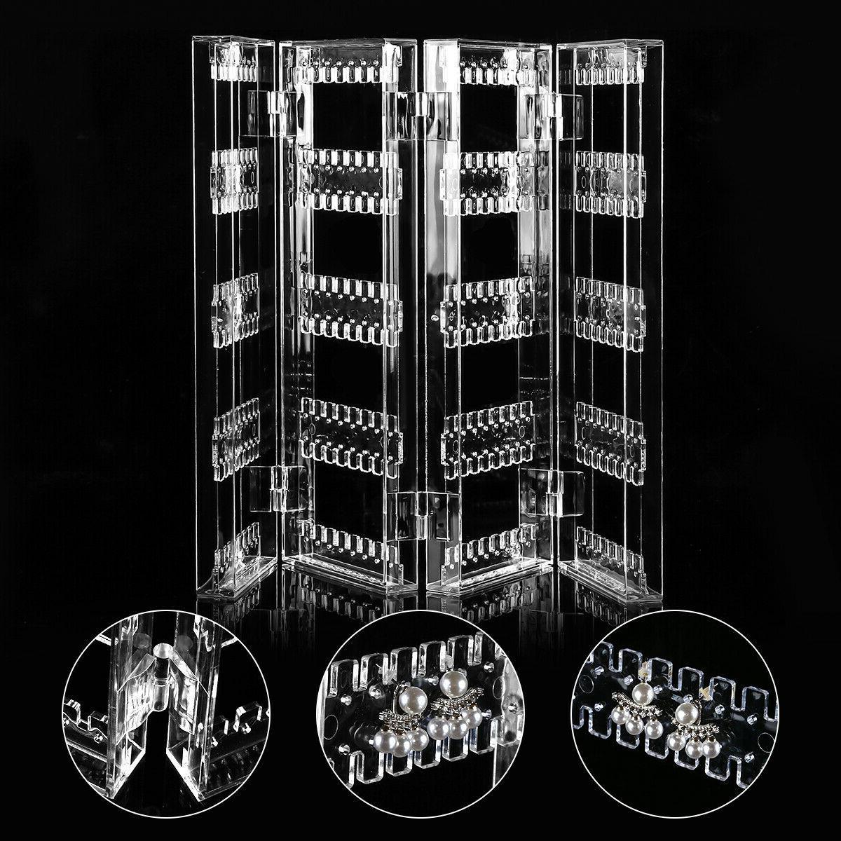 Earrings Jewelry Display Rack Stand Organizer