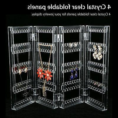 Clear Jewelry Display Organizer