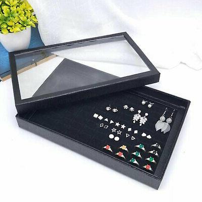 100 Jewelry Display Case Tray Organiser Holder