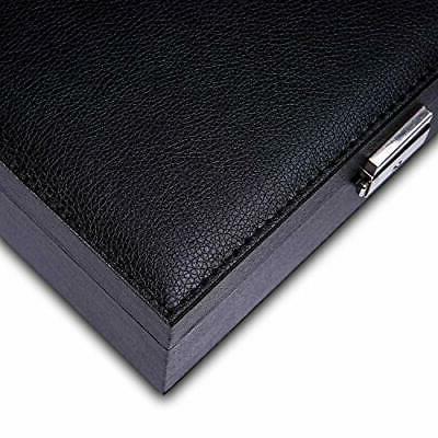Women Storage Case Large Leather