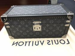 Louis Vuitton Monogram Eclipse Accessory Watch Jewelry Organ