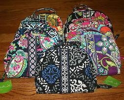 Vera Bradley JEWELRY ORGANIZER Travel case bag holder 4 tote