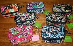 NWT Vera Bradley Travel Organizer JEWELRY CASE  bag holder p