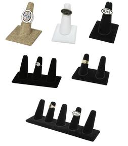 Finger Ring Display Stand Jewelry Ring Display Countertop Di