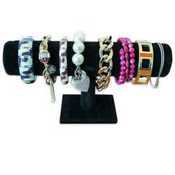 Evelots T-Bar Bracelet/Necklace/Watches/Jewelry Display-Orga